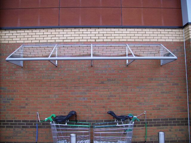 2Mtr Wall Mounted Smoking Canopy 4Mtr Wall Mounted Smoking Canopy ... & Wall Mounted Smoking Canopy - Ace Shelters