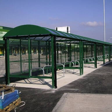 HD Cycle Shelter