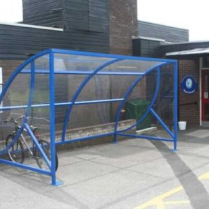 Dewsbury Cycle Shelter