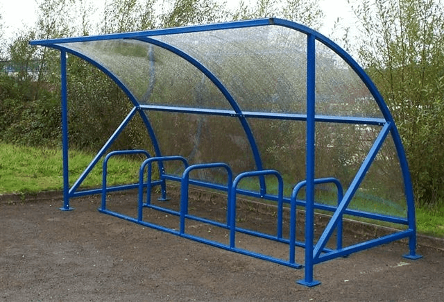 Economy 10 Cycle Shelter
