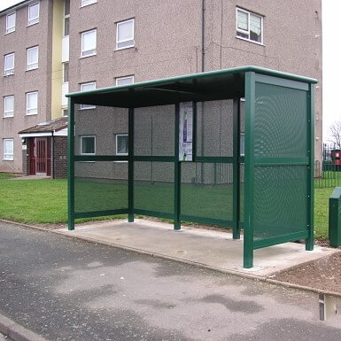 Morley Bus Shelter Bus Shelters Ace Shelters