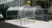 Eco Cycle Shelter