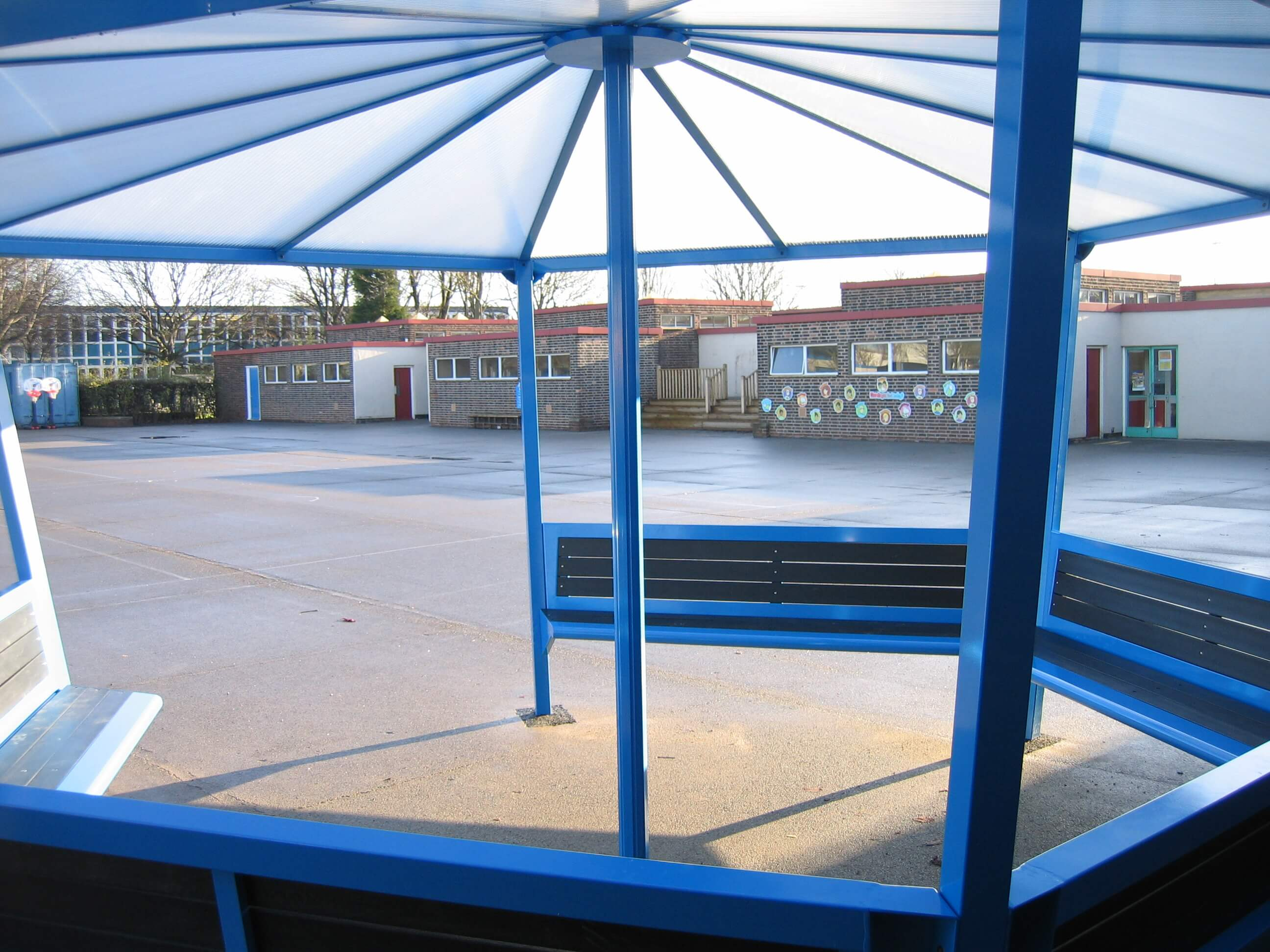6mtr x 6mtr Perennial Shelter