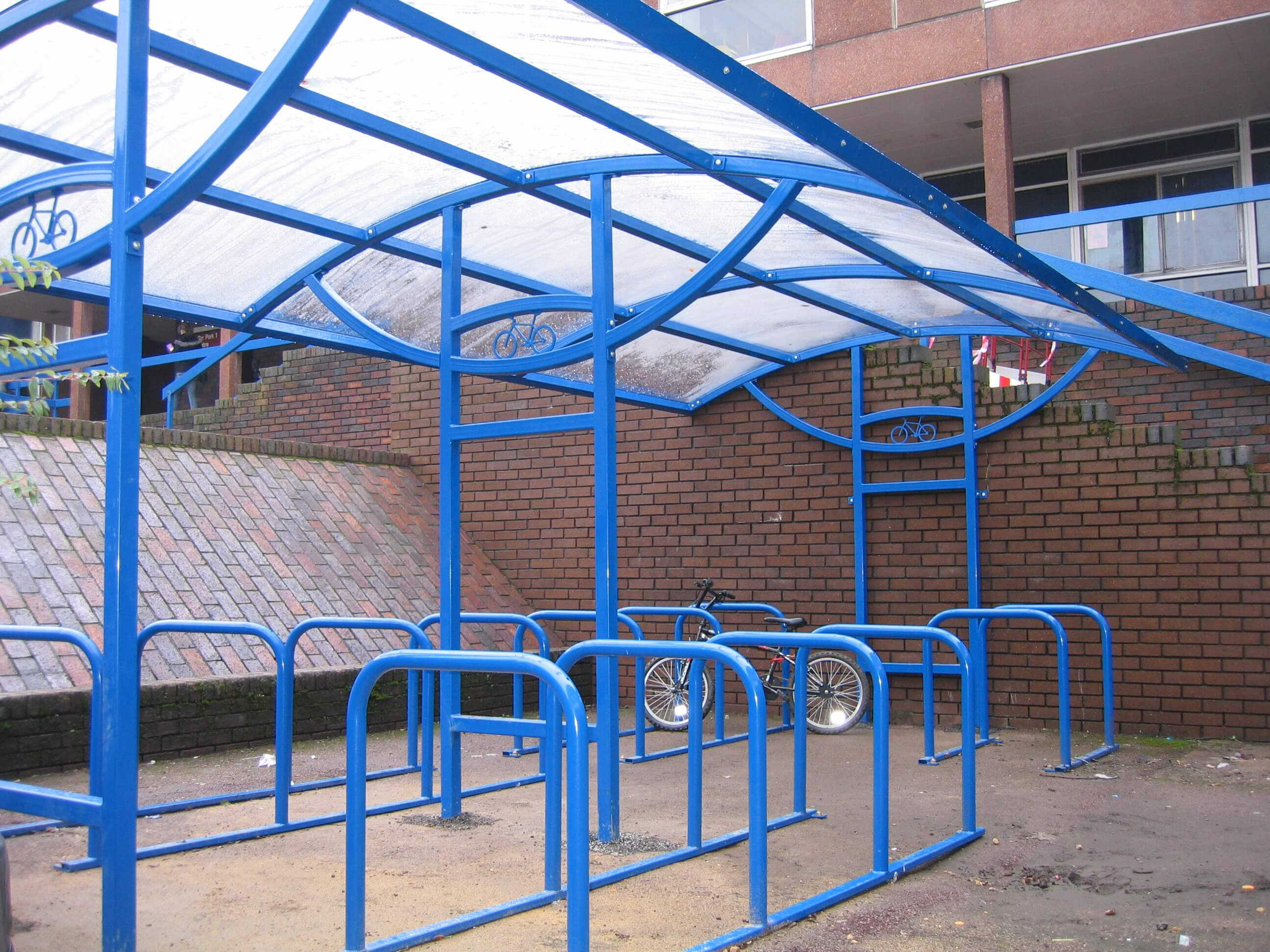 Ridings Cycle Shelter