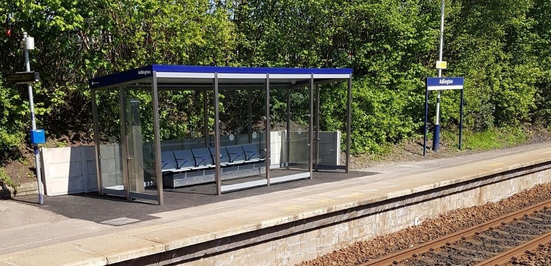 railway shelter