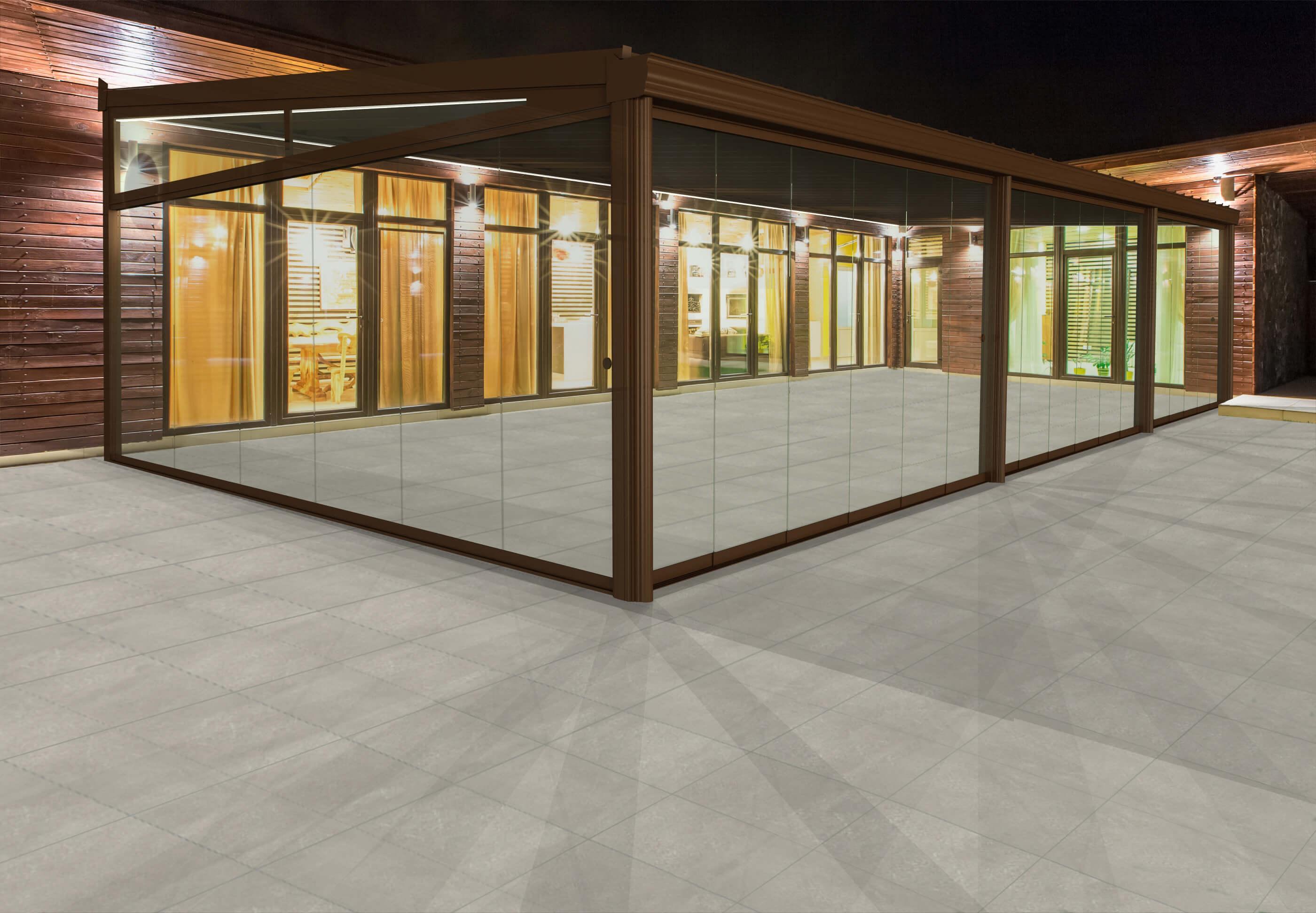 Verona Glass room