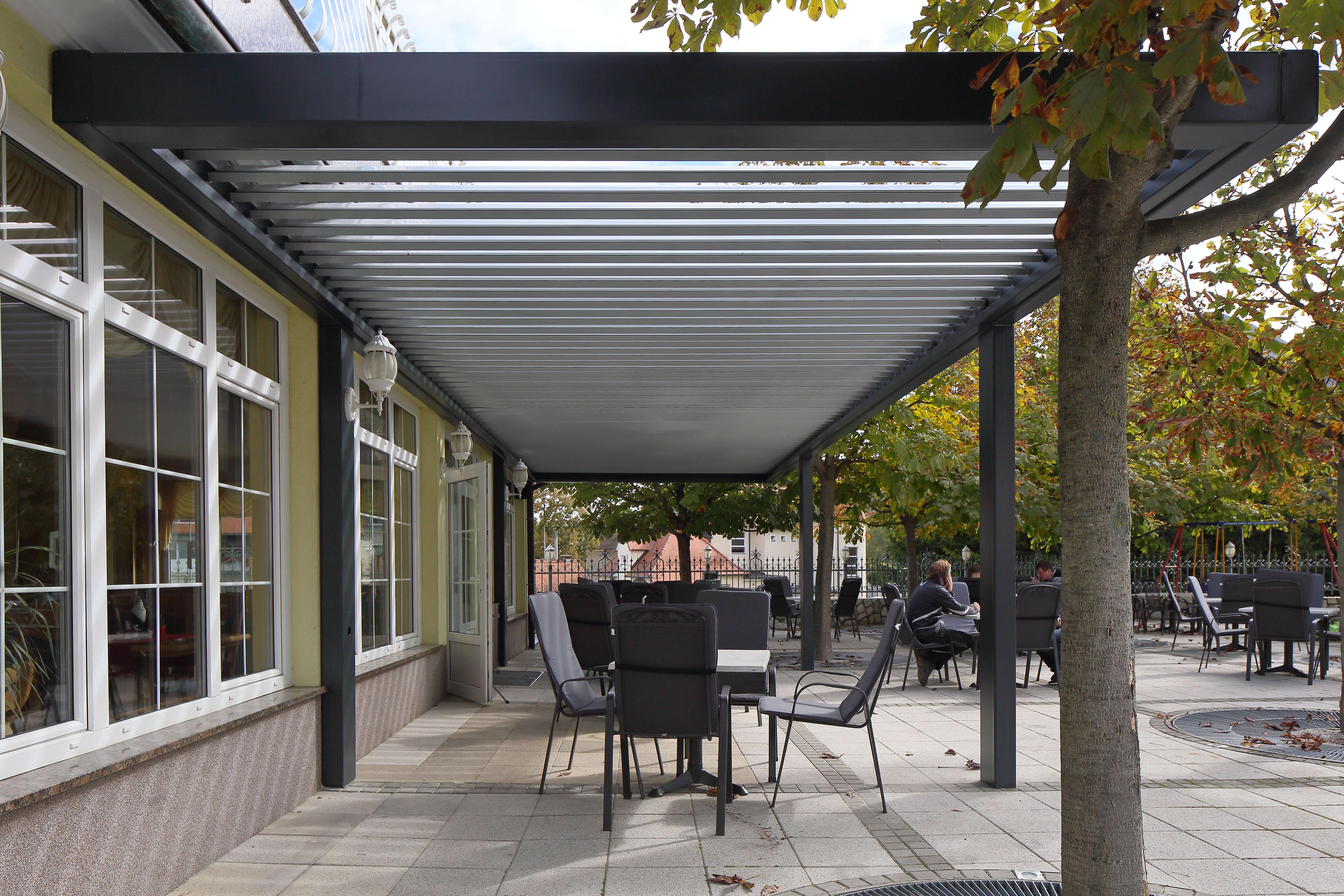 Bioclimatic Pergolas Ace Shelters