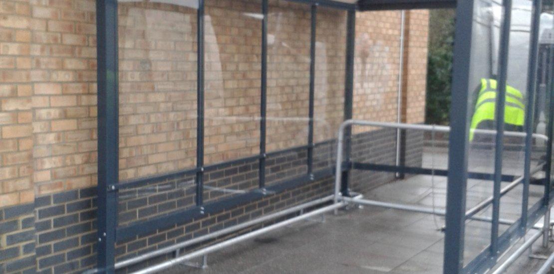 HD Trolley Shelter