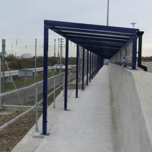 Mono Pitch Walkway