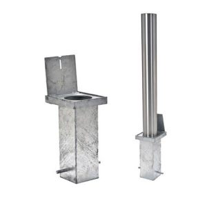 Stainless Steel Telescopic Bollard
