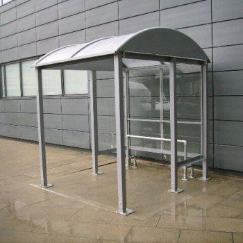 2 Bay HD Smoking Shelter