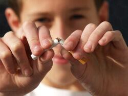 smoking declined