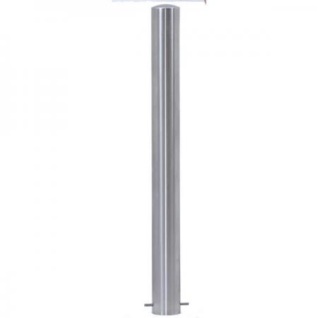 Rounded Stainless Steel Bollard