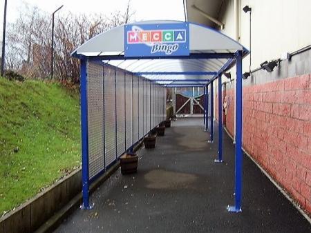 Bingo Walkway