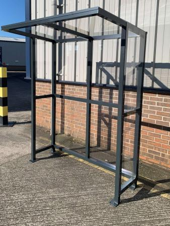 2m x 1m Chester Smoking Shelter